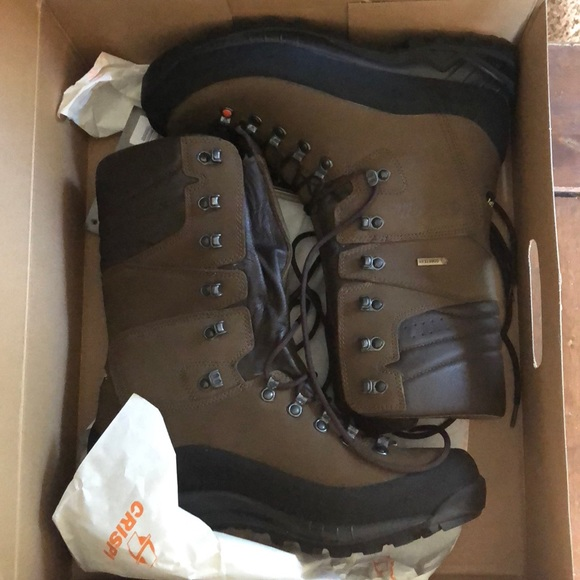 c7acbce19e6 NWT Men's hunting boots us9.5 eu42.5 NWT